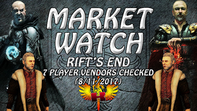 Tortuga, 2 Player Vendors Checked (8/11/2017) • Shroud Of The Avatar Market Watch