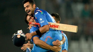 India vs South Africa 2nd Semi-Final ICC World T20 2014 Highlights