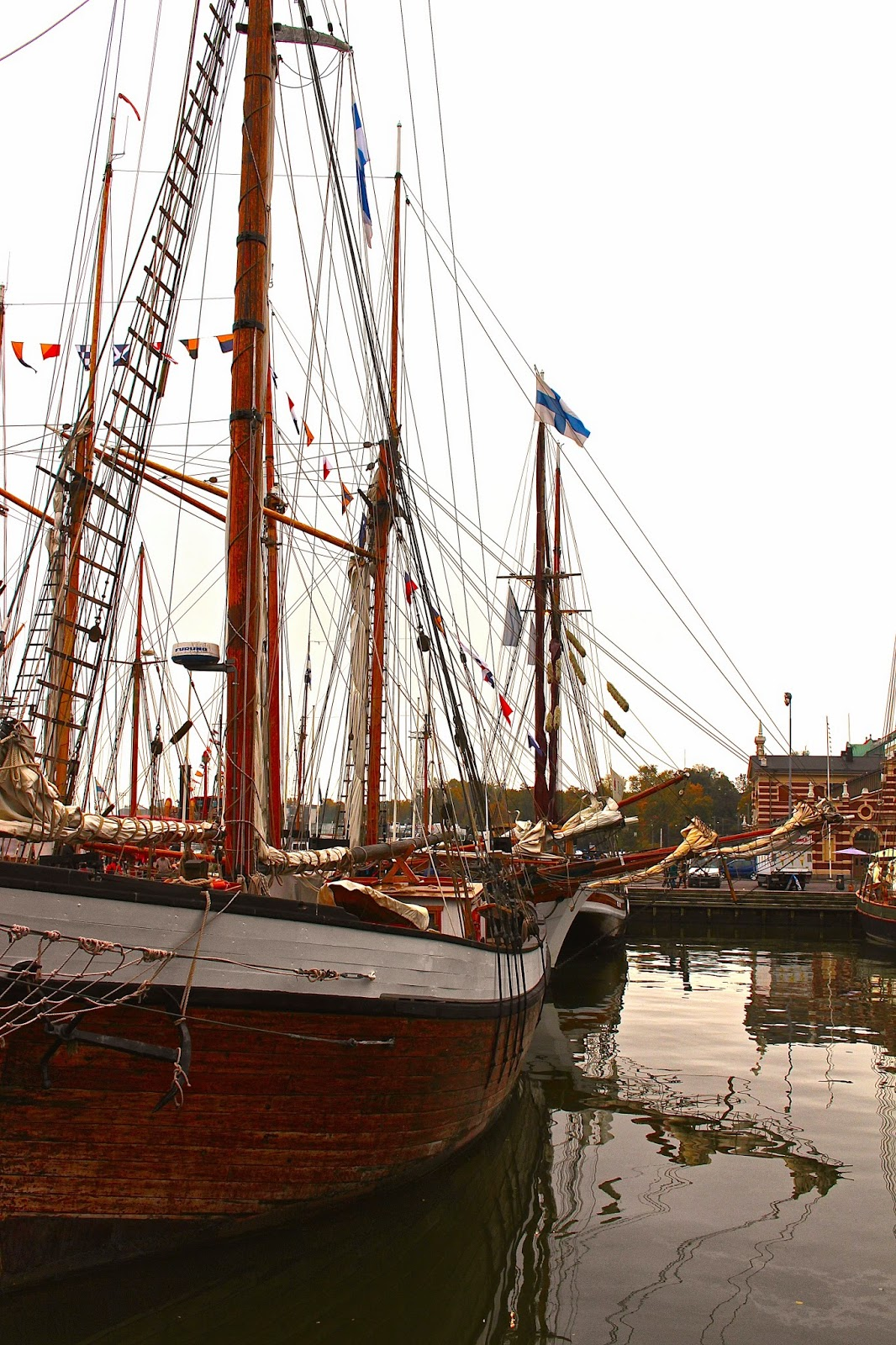 This Hockey Life November 2014 Parts Of A Tall Ship For Pinterest Huge I Do Not Think It Was Part The Show Came All Way From Brazil