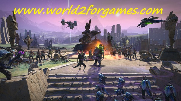 Free Download Age of Wonders: Planetfall