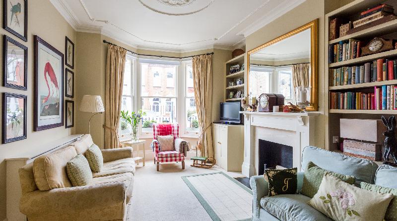 Dormire nelle case pi belle di londra autentico stile for Case stile inglese interni
