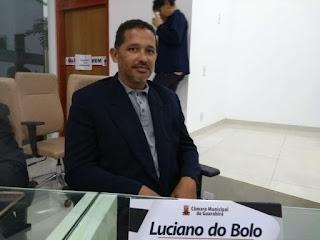 Luciano do Bolo solicita perfuração de poços artesianos em comunidades rurais