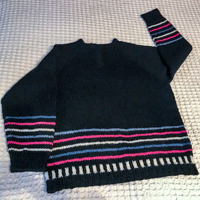tröja, sweater, uppifrånochner, topdownsweater, knitting, stickning