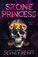 Stone Princess (Tin Gypsy #3) by Devney Perry