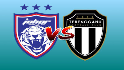 Live Streaming JDT FC vs Terengganu Liga Super 19.7.2019