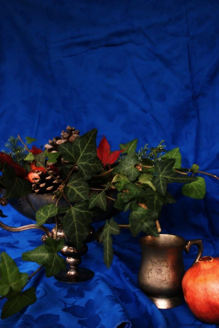 decandent floral arrangement decoration diy