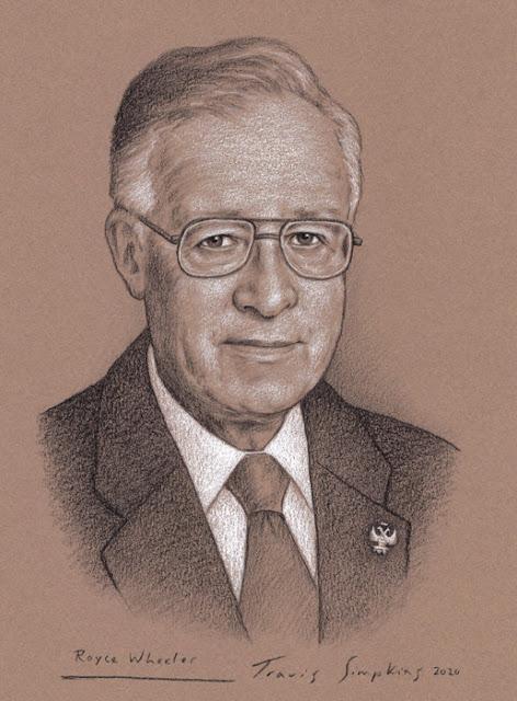 Royce Wheeler, 33°. Supreme Council. Scottish Rite, NMJ. by Travis Simpkins