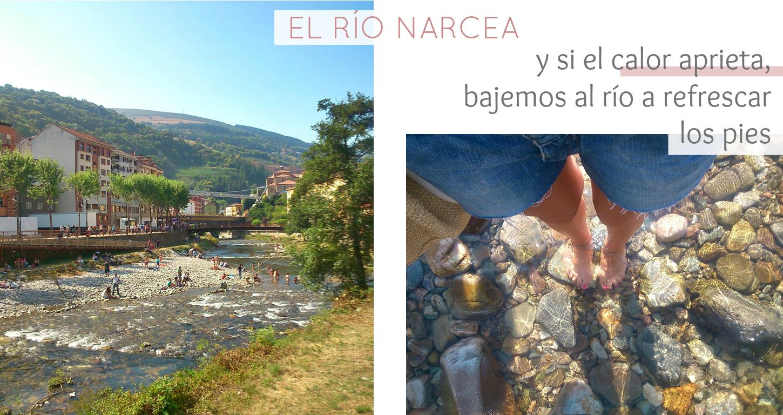 RIO NARCEA DESDE CANGAS DEL NARCEA