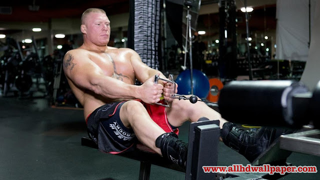 Brock Lesnar Workout In 2019