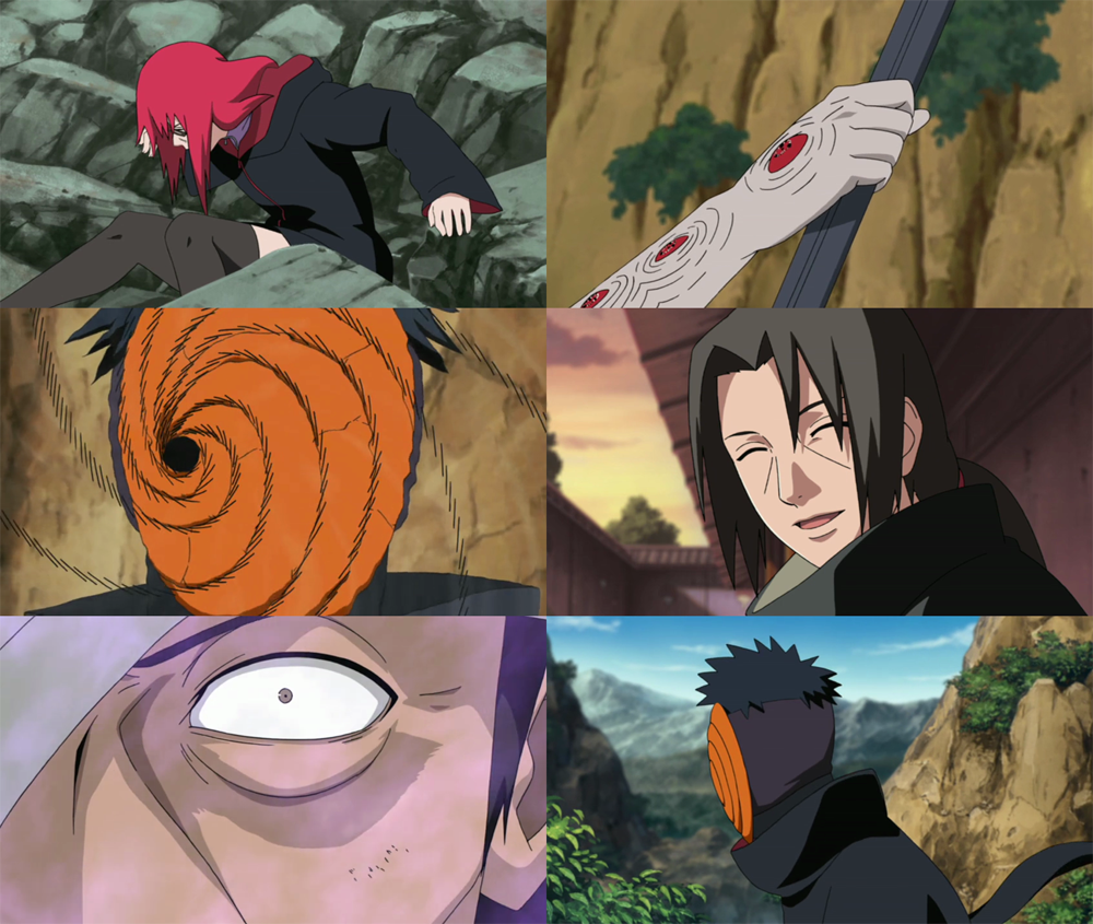 New Anime Capture: Naruto Shippuden - Episode 210 - The