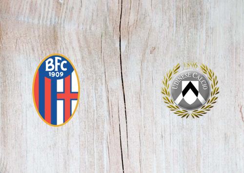 Bologna vs Udinese -Highlights 22 February 2020
