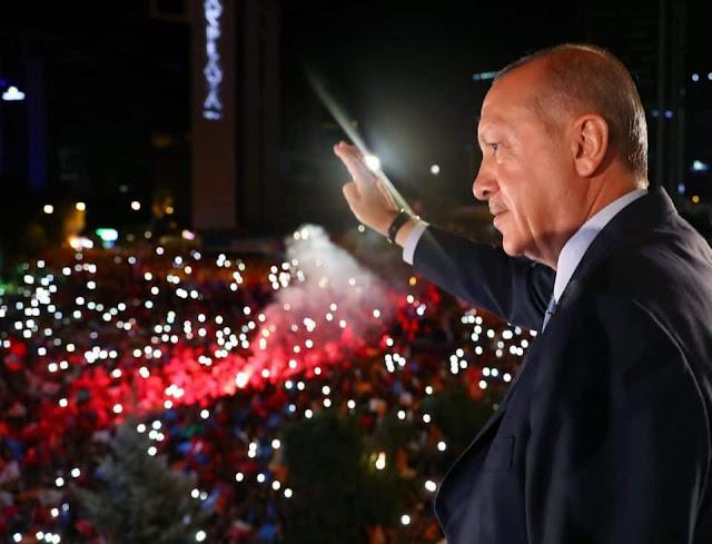 Makna Kemenangan Erdogan Untuk Indonesia