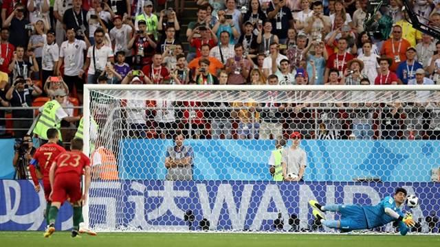 hasil pertandingan Iran vs Portugal - Piala Dunia 2018