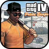 Mad City IV Prison Escape Mod Apk Data v1.32 [Unlimited Money]