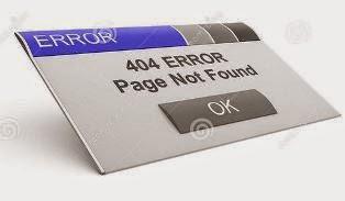 Mengarahkan Error 404 Page Not Found ke Halaman Depan Blog