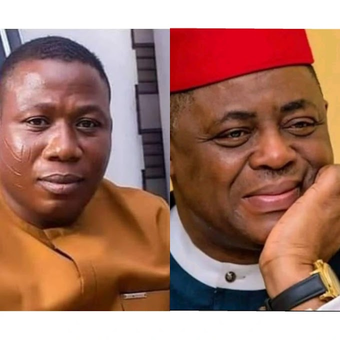 """""""Even In War Women Are Meant To Be Protected"""" - FFK reacts to the detention of Igboho's wife"""