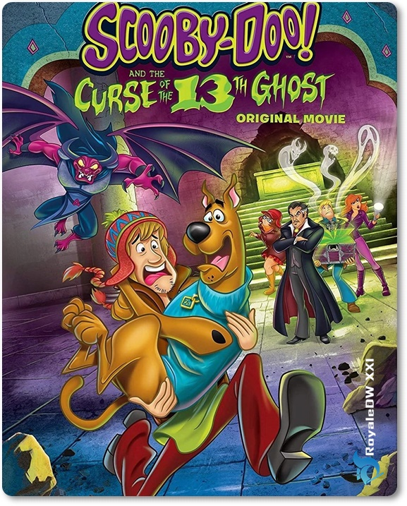SCOOBY-DOO AND THE CURSE OF THE 13TH GHOST (2019)