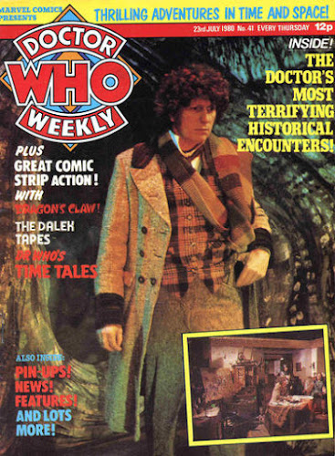 Doctor Who Weekly #41, Tom Baker