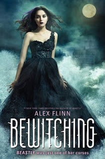 'BEWITCHING,' BY ALEX FLINN. Reviewing the 2012 YA contemporary fantasy novel about the witch, Kendra. All text is © Rissi JC