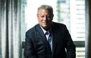 Al Gore: Trump Driving, Not Weakening, Climate Change Momentum