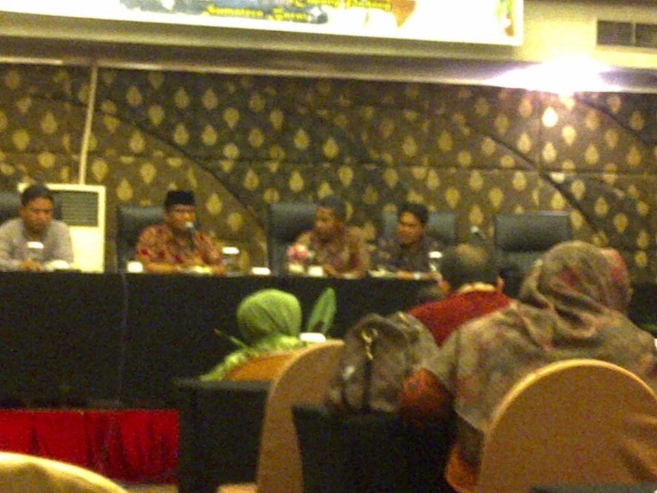 Ketua DPC Peradi Padang