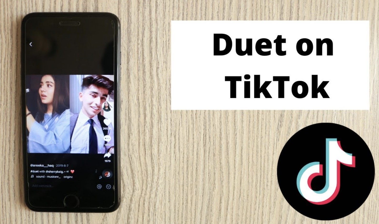 How to duet on TikTok   Tricks, and Tips