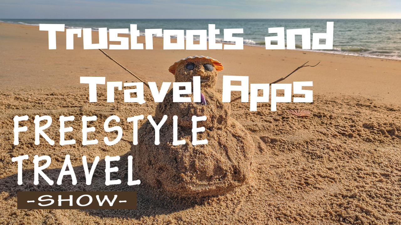 37 - Trustroots and Travel Apps
