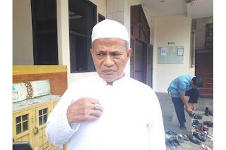 Di Dalam Masjid Ninoy Dilindungi dan Diberi Bantuan Medis bukan Dianiaya