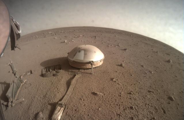 Insight rileva i suoi tre più grandi terremoti su Marte