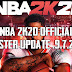 NBA 2K20 OFFICIAL ROSTER UPDATE 9.7.2019 [FOR 2K20]