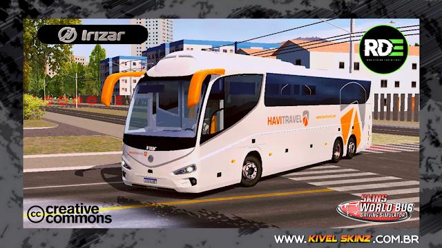 IRIZAR i8 - VIAÇÃO HAVI TRAVEL (EUROPEUS)