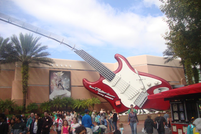 Rock 'n' Roller Coaster Starring Aerosmith (Hollywood Studios)