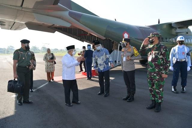 Ridwan Kamil Minta Kiai Ma'ruf  Doakan Pak Uu Sembuh COVID-19