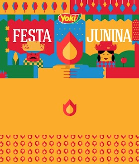 A Origem da Festa Junina - Marisa Monin