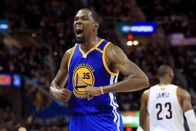 Kevin Durant Merasa LeBron 'Melewati The Torch' Dengan 3 Tembakan Permainannya