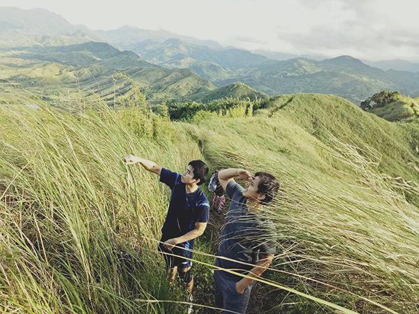 Mt. Maynuba grass trails