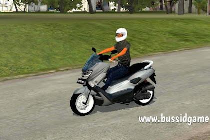 Mod Motor NMax 155cc By Azumods