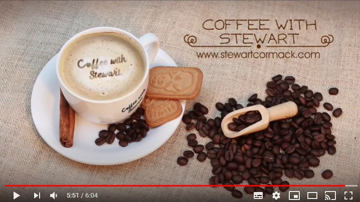 COFFEE with STEWART