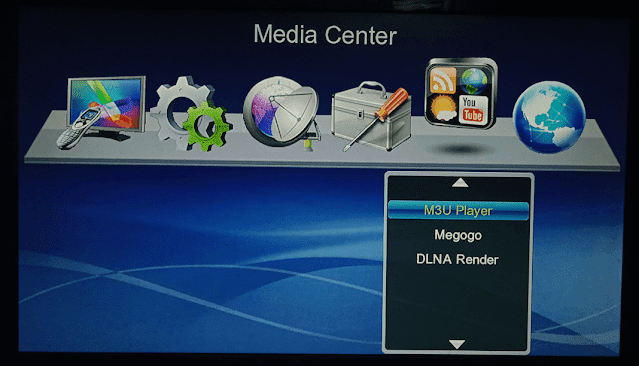 Gx6605s Hellobox 6 New Software With Dlna, Usb Cable, Sat2ip Option