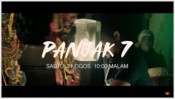 Telefilem | Panjak 7 (Cerekarama TV3)