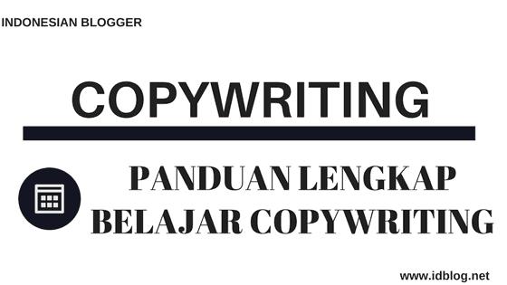 panduan lengkap belajar copywriting