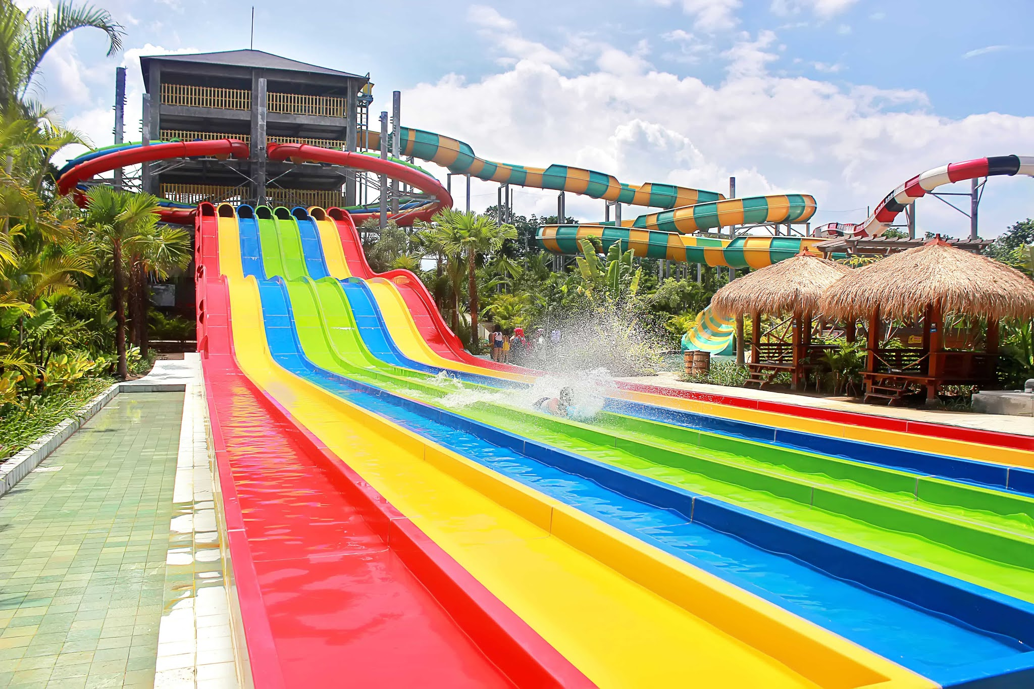 Memo Racer Jogja Bay Waterpark