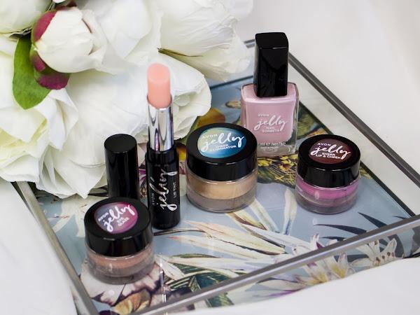 Avon Jelly Make Up Kollektion