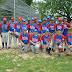 Filadelfia y Allentown dividen honores en intercambio de béisbol juvenil