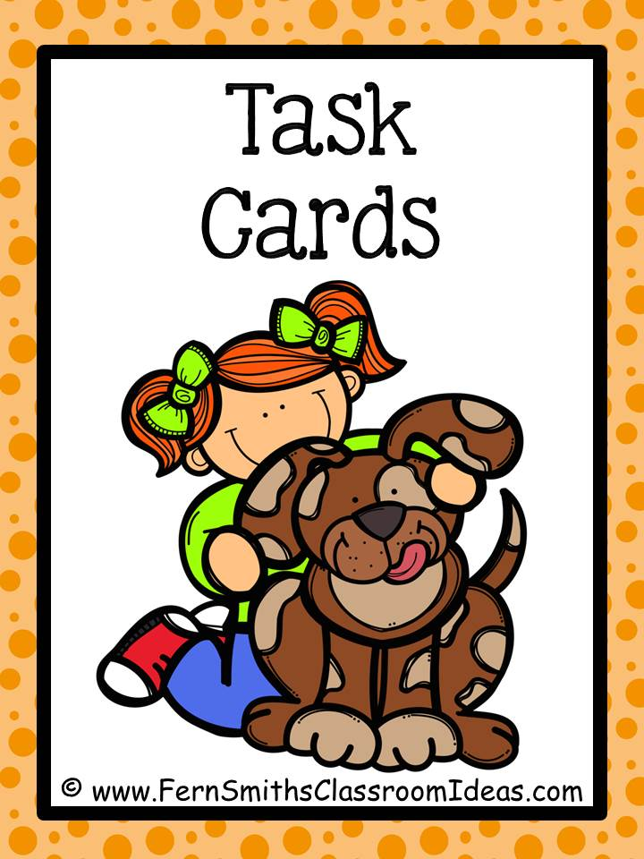 Fern Smith's Rounding to the Nearest Ten or Hundred Task Cards and Recording Sheet