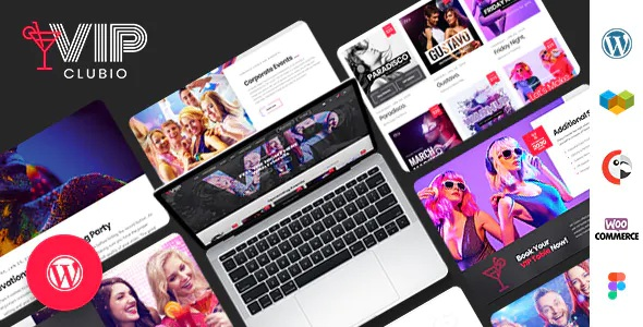 Best Night Club Premium WordPress Theme
