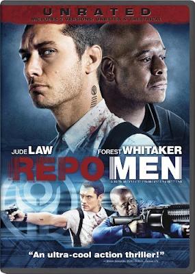 Repo Men [2010] [DVD R2] [PAL] [Castellano]