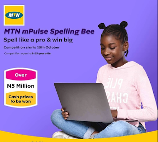 MTN mPulse Spelling Bee Competition 2020 | Pri. & Sec. Schools