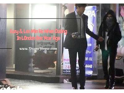 Setahun Pacaran, Lee Min Ho & Suzy Makin Mesra
