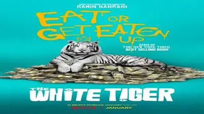 The White Tiger Netflix Movie Watch Online Star Cast Review